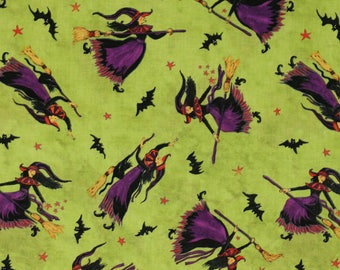 Flying Witches - Custom Made Scrub Tops Nursing Uniforms