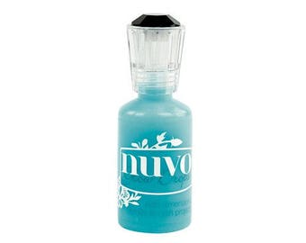 Tonic Studios - Nuvo Collection - Glow Drops - Blue Crush