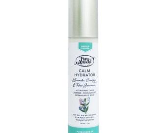 Calm Hydrator - Lavender, Comfrey, Rose Geranium