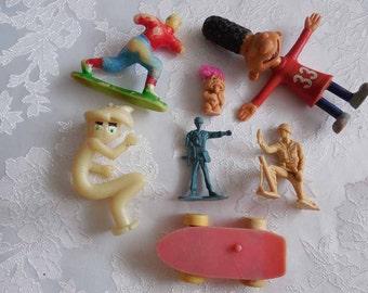 Beach Found Toys