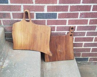 Wooden Cutting Board / Bread board