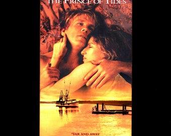 "THE PRINCE of TIDES - Vhs 1992 - ""R""- Barbra Streisand - Nick Nolte - Blythe Danner - Kate Nelligan - Jeroen Krabbe - B. Streisand, Director"