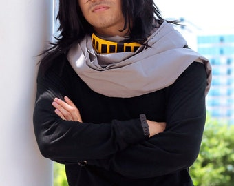 Boku no hero academia Aizawa Scarf (2 different colors available )