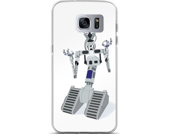 Smile for the Robot Samsung Case