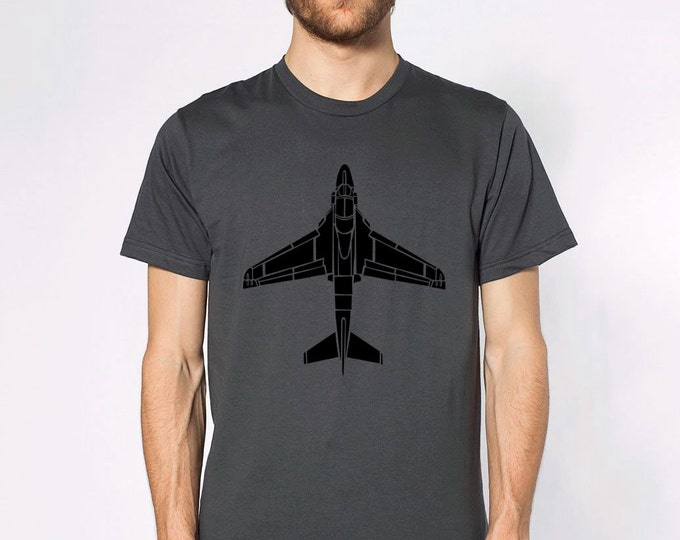 KillerBeeMoto: Limited Release Grumman A6 Intruder Atack Aircraft Short Or Long Sleeve T-Shirt