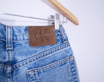 Calvin Klein High Waisted Shorts