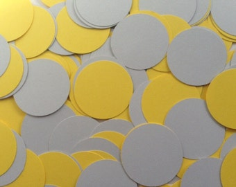 Party Wedding table confetti discs