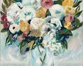"""Bouquet, 8.5""""x 11&qu..."""
