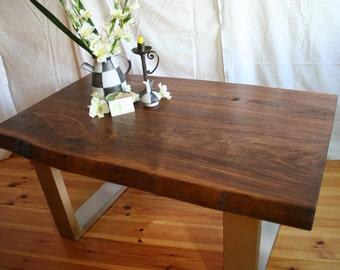 "Coffee table ""Black Walnut"" 65EBK"