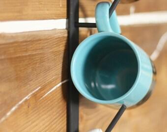 Kitchen Cup Rack, Mug Rack, Space Saving Cup Rack