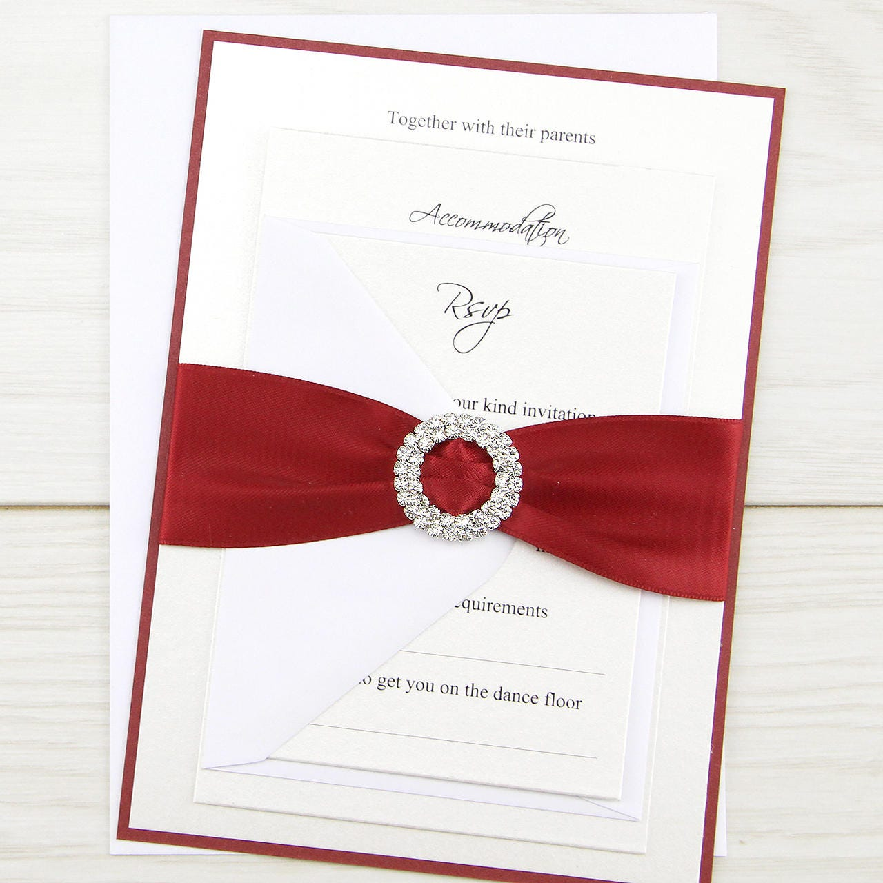 Contemporary Mint And Coral Wedding Invitations Image - Invitations ...