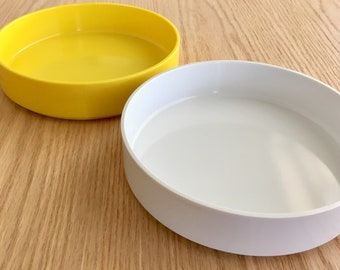 Oblique by PMC stacking bowls sold individually 8 inch and 7 inch sizes