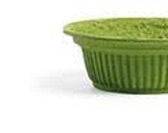 "Design Bowl Eco Friendly ""Fresh Basil"" - (2 pack)"