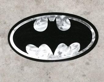 Metal Batman Wall Hanger 12 x 7