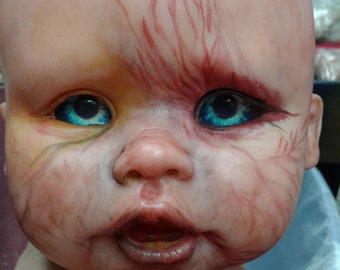 Reborn fantasy character baby. CUSTOM character reborn of your choice..!!