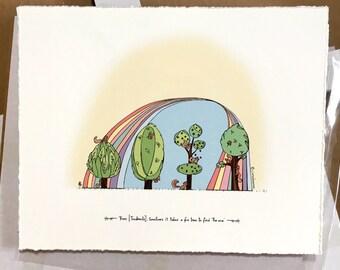 The right tree (small)