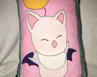 Final Fantasy Moogle Pillow