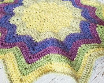 Blanket - Star Blanket - Pastel - Pastel Blanket - Layering Blanket -Receiving Blanket - Newborn - Newborn Blanket - Newborn Photo Prop
