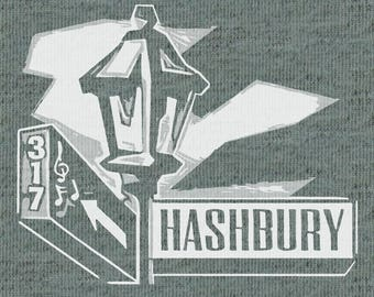 Hashbury Zip Hoodie