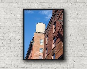 Industrielle Print / Digital Download / Fine-Art Print / Kunst / Home Decor / Colorado Print / Reisefotografie