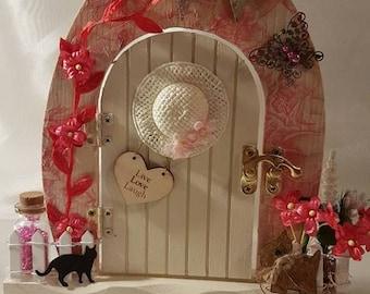 Pretty fantasy door