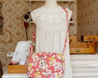 Kawaii Japanese Messenger Shoulder Bag