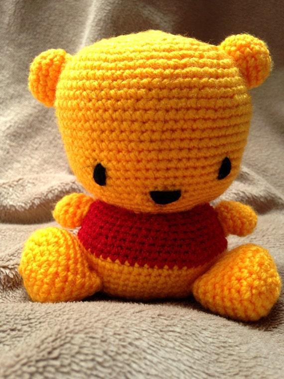 Winnie the pooh Patron Crochet