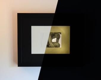 """Light Box - """"Chambre Secrète"""" no 1"""