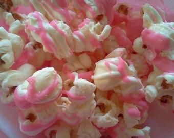 Strawberries & Cream Gourmet Popcorn