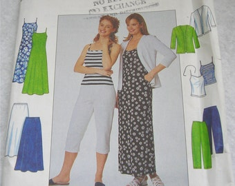 Simplicity Casual Wear Pattern