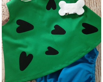 Pebbles Costume - Infant, Toddler - 6M to 3T