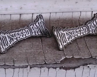 Widespread Panic - Special Set of 4 Deal - Hat Pin - Hat Pins - Panic - Lockn