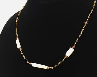 River Thames Clay Pipe Stem Necklaces