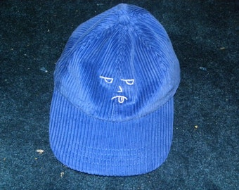 vtg BLUES CLUES GRUNGE dad hat new! retro 80s 90s fifa nike fila adidas band b43de78bd4fd