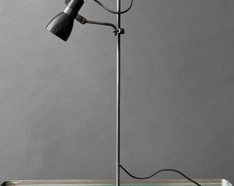 Vintage spot light from singer | Vintage Spotlight Desk Lamp by singer
