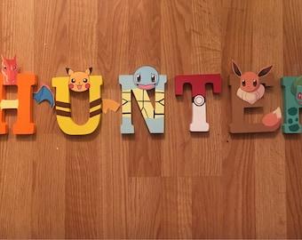 Pokemon Letters