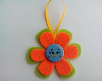 Flower Keychain attachment