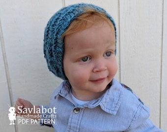 beanie patterns, 4 patterns in one, basketweave, knit beanie, toddler hat, adult hat, knit pdf pattern, pattern, knit hat, hat, beanie