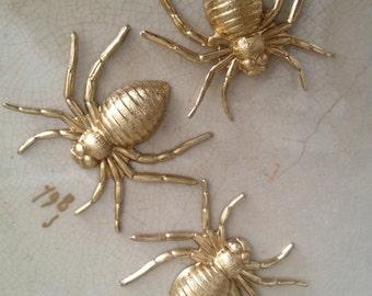 Victorian Specimen Spiders ( 2pc)