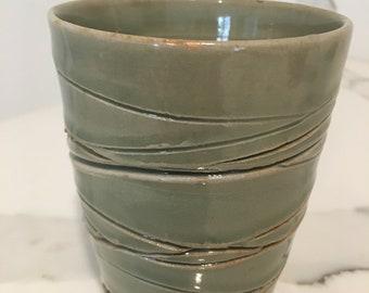 Ceramic Drinking Cup