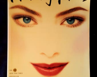 """Making Faces by Kevyn Ancoin  - Large Paperback Book with Illustrations - Makeup """"How To"""""""