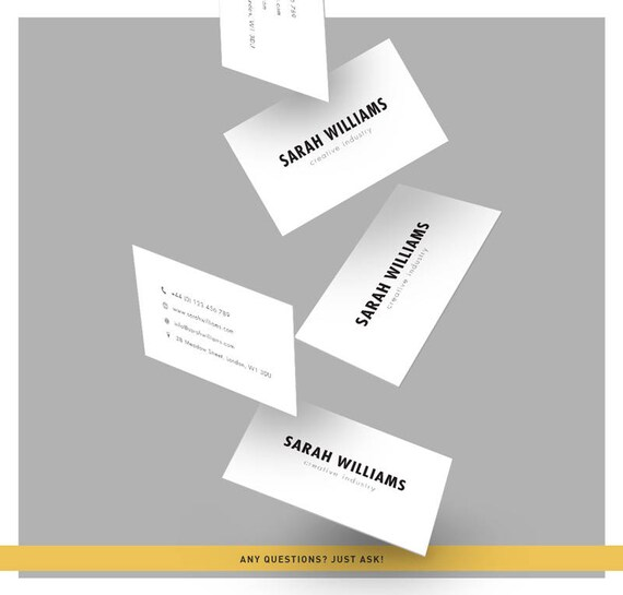 Minimalistic business cards calling card design minimal minimalistic business cards calling card design minimal design simple business card black white promotional card minimalistic brand reheart Gallery