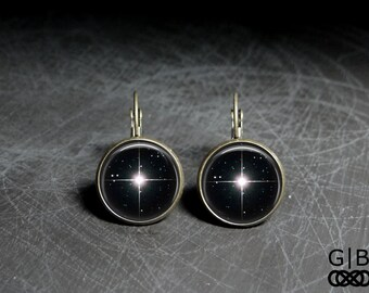Sirius Star Earrings Sirius Star Dangles Jewelry - Sirius Star Jewelry Dangles - Star Sirius Earrings Jewelry Sirius Dangles Star Jewelry