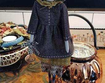 Wilhelmina Witch Doll