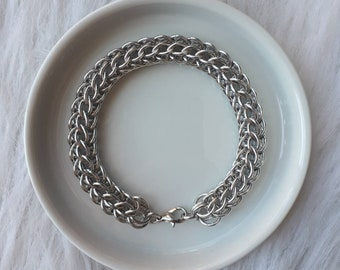 Full Persian Weave | Chainmaille Bracelet