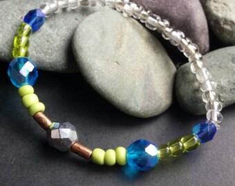 Beachy Vibes Stretch Bracelet