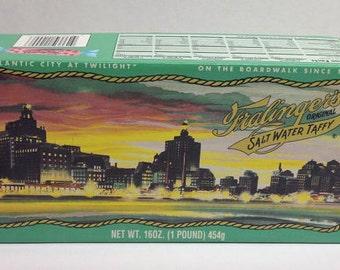 Vintage Fralinger's Original Salt Water Taffy BOX ONLY Mint Condition