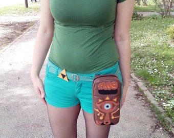 Sheikah Slate (The Legend of Zelda: Breath of the Wild, Nintendo) Bag/Cover/Case for Nintendo Switch