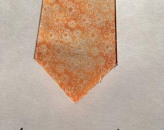 Sunkissed Necktie