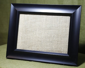 Black 5x7 picture frame